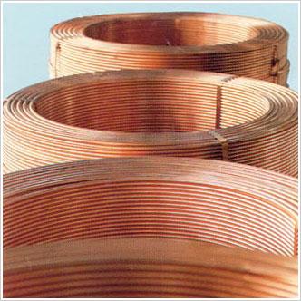 供应中央空调铜管,TP2大小盘铜管,铜管生产工厂批发零售,交货期短