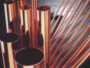 生产各种规格精密铜管,长短切割铜管