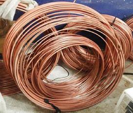 现货空调铜管,制冷铜管,T2T3紫铜管