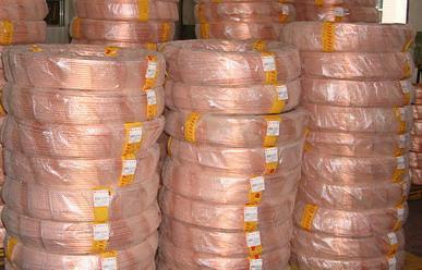 供应TP2空调铜管,大小盘铜管,铜管厂家直销,批发零售