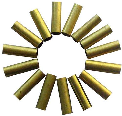 精密黄铜管