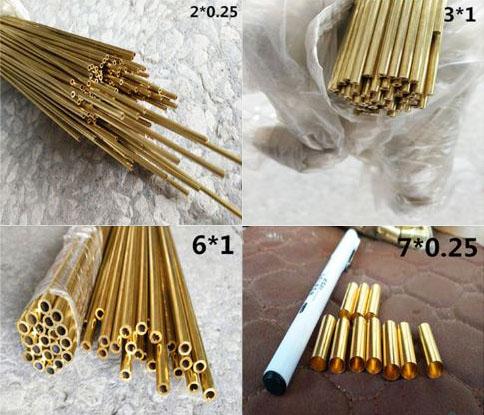 批发零售h65黄铜管
