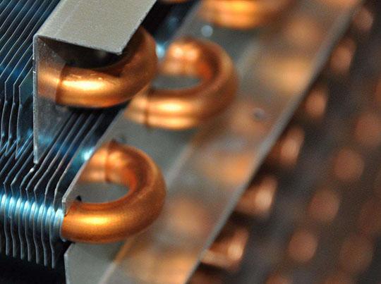 散热器铜管